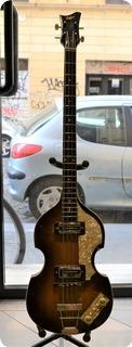 Hofner Violin Bass 1966 Sunburst