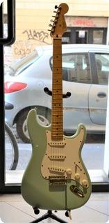 Fender Stratocaster 2010 Green