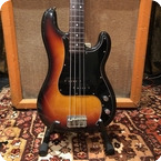 Fender Vintage 1982 Fender Squier Export 62 JV Japan Precision Bass