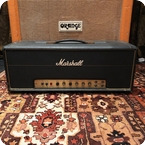 Marshall Vintage 1974 Marshall Super Lead 100w Valve Guitar Amplifier Sparks