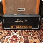 Marshall Vintage 1979 Marshall JMP MK2 Master Model 100w Lead Amplifier