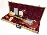 Fender-Stratocaster Custom Shop – El Diablo Ltd Edition-2016-Red