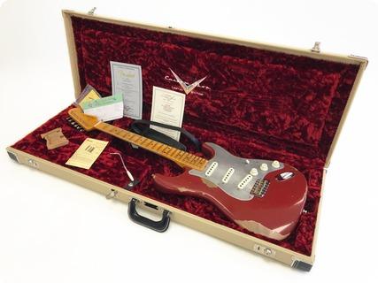 Fender Stratocaster Custom Shop – El Diablo Ltd Edition 2016 Red