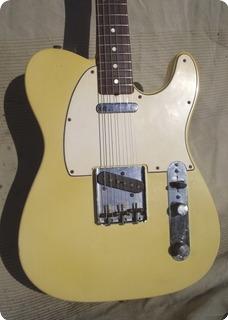 Fender Telecaster 1965 Blond