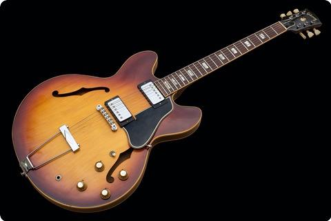 Gibson Es335 1966 Sunburst