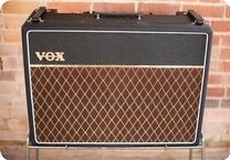 Vox-JMI AC30 -1964-Black