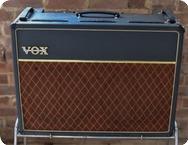 Vox AC30 Top Boast 1964 Smooth Black