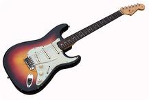 Fender-Stratocaster -1963-Sunburst