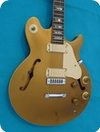 Gibson Les Paul Signature Gold Top 1974 Gold