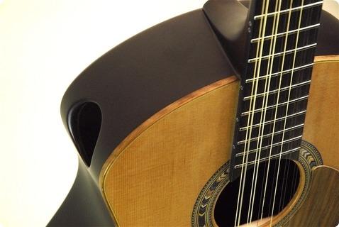 Kopo Guitars Molene 12 Cordes 2019 Natural Satin Varnish