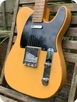 Fender 50s Roadwork Telecaster Tweed Case 2017 Blonde
