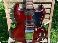 Gibson-SG Standard Original 2-2011-Aged Cherry