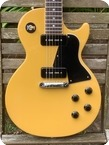 Gibson-Les Paul Special Ltd Run-2014-TV Yellow