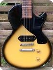 Gibson-Les Paul Junior-1991-Sunburst