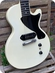 Gibson Billie Joe Armstrong Les Paul Junior 2007 TV White