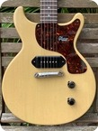 Gibson-'58 Les Paul TV Junior-2019-TV Yellow