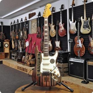 Veranda Guitars Odeon 2018 Artdeco