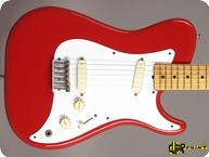 Fender Bullet Made In USA 1981 Red