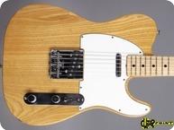 Fender Telecaster 1972 Natural