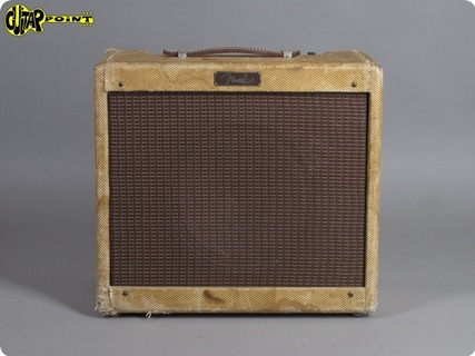 Fender Princeton / Big Cab ! 1959 Tweed