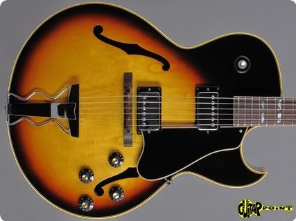 Gibson Es 175d 1968 Sunburst