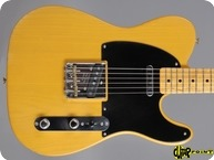 Fender American Vintage 1952 Telecaster Reissue 2003 Butterscotch