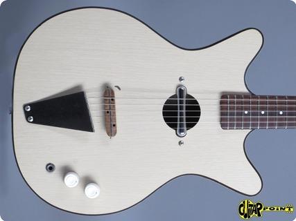 Danelectro Convertible 1966 White