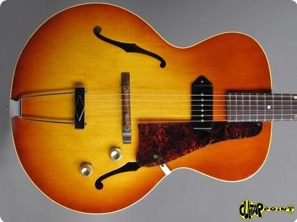 Gibson Es 125 T 1966 Sunburst
