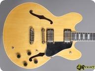 Gibson ES 347 TD 1980 Natural