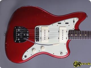 Fender Jazzmaster 1963 Candy Apple Red
