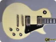 Gibson-Les Paul Custom-1978-White