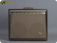 Magnatone Custom 260 2x12 1958 Brown Tan