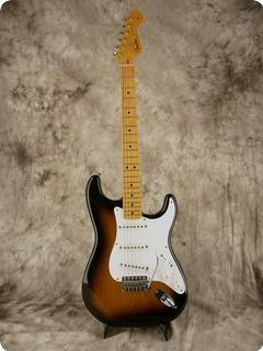Fender Stratocaster 57 Reissue 1982 Two Tone Sunburst