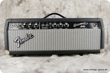Fender Bassman Top 1966 Black Tolex