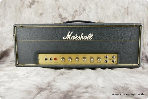 Marshall Model 1986 1969 Black Tolex