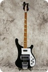 Rickenbacker 4001 Stereo Bass 1976 Black