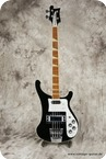 Rickenbacker-Model 4001 Stereo-1972-Jetglo