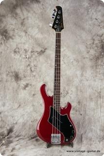 Gibson Victory Standard 1981 Metallic Red