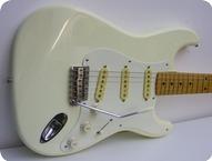 Fender Stratocaster 50s 1990 Olympic White