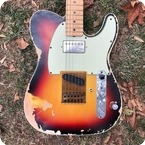 Fender Custom Shop Andy Summers Tribute Telecaster 2007 Sunburst