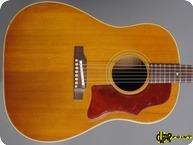 Gibson J 50 1966 Natural