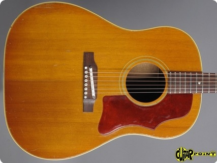 Gibson J 50 1966 Natural Guitar For Sale GuitarPoint