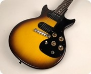 Gibson-Melody Maker D-1961-Sunburst