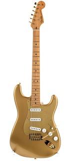 Fender Custom Shop Stratocaster Hle Tri Gold 1989