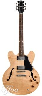 Gibson Es335 Dot Natural Figured 2001