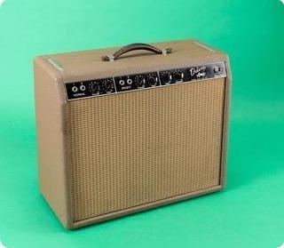 Fender Deluxe Amp 1961 Brown