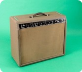 Fender Deluxe Amp 1961 Brown