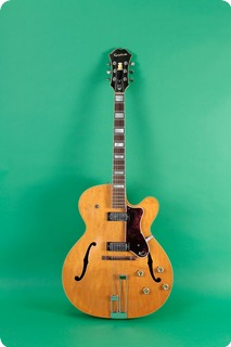 Epiphone Broadway 1965 Natural