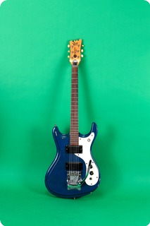 Mosrite Ventures Mark V 1967 Blue