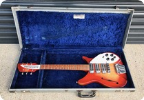 Rickenbacker 1996 Rose Morris Model 325 1964 Fireglo